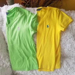 Polo Ralph lauren shirts